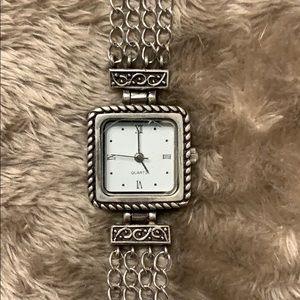 Sterling silver 925 watch